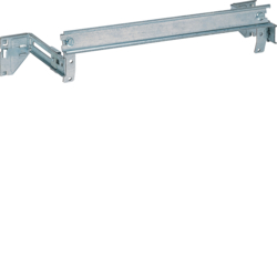 UC951 Perfil DIN regulable e inclinable,  150x500mm ancho,  para armarios Quadro4/5/Plus