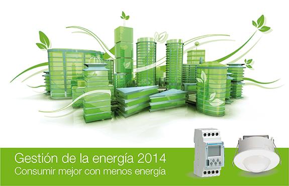 campaña gestión de la energía 2014
