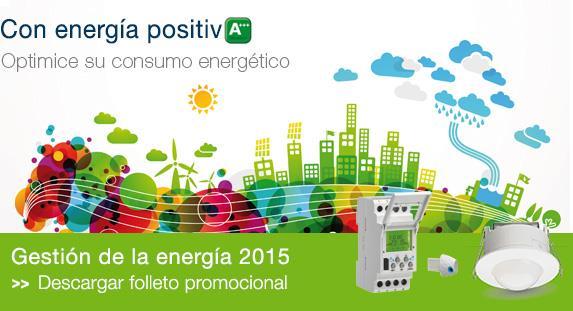 campaña gestión de la energía 2015